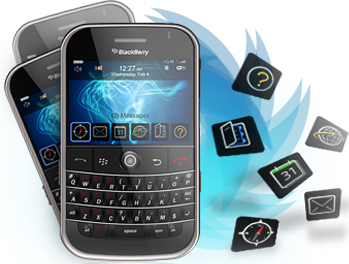 BlackBerry Apps Development